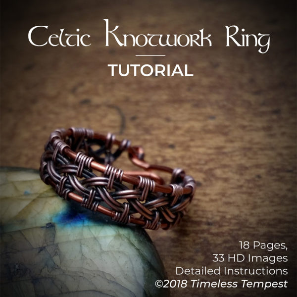 Celtic-Knot-Ring-Wire-Wrap-Tutorial-1