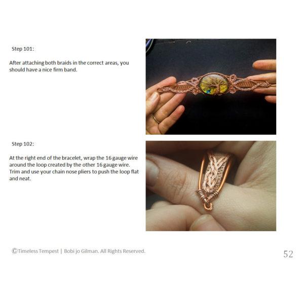 celtic-knot-tree-of-life-bracelet-wire-wrap-tutorial-4