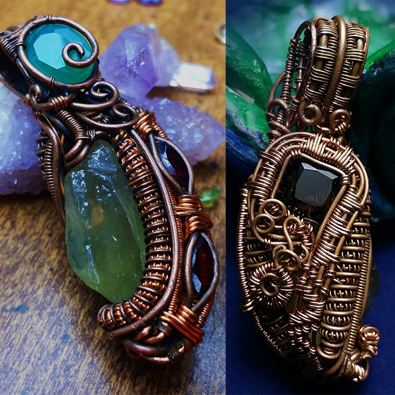 heady-wire-wrap-pendant-citrine