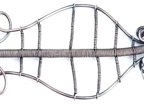 Wire Weaving Patterns 9 Intermediate Wire Weaving Techniques Wire Wrap Tutorial 2